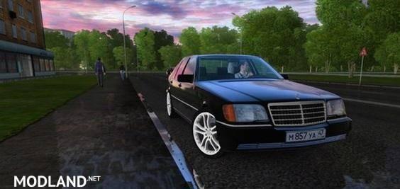 Mercedes-Benz S350 [1.2.2]